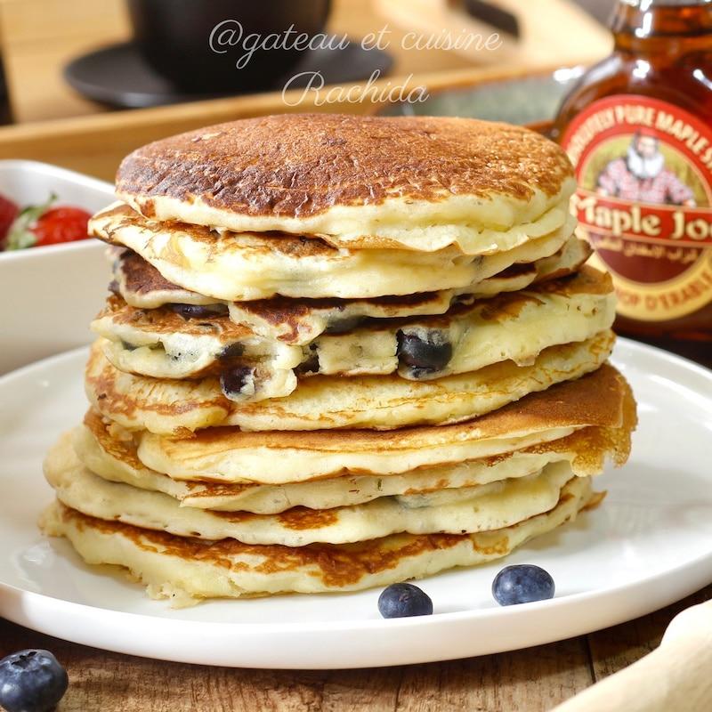 pancakes recette facile et inratable